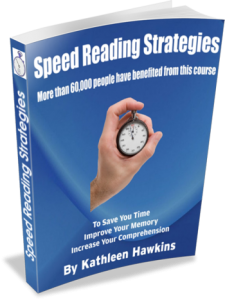 Speed Reading Strategies